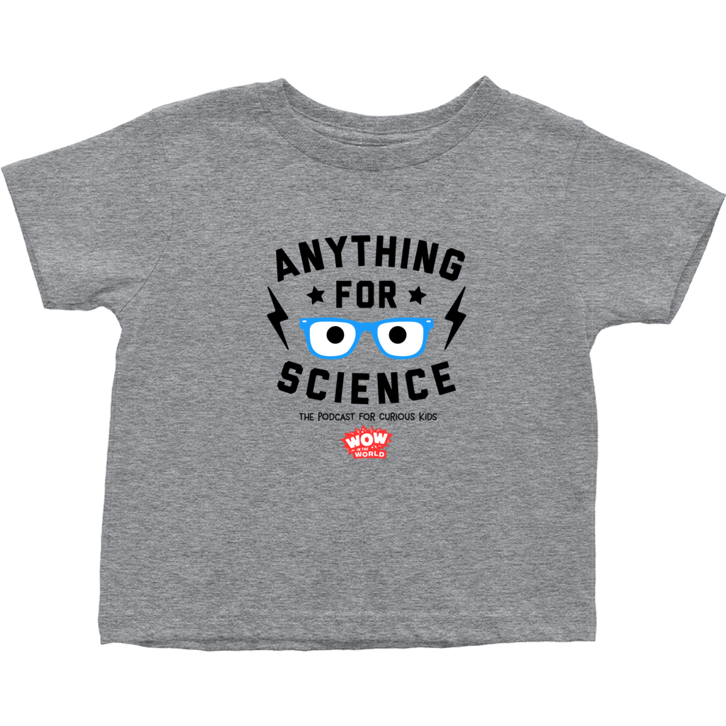 Anything for Science Toddler Tee