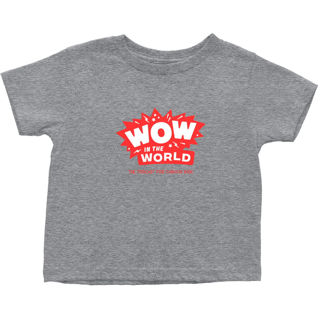 Wow in the World Toddler Tee