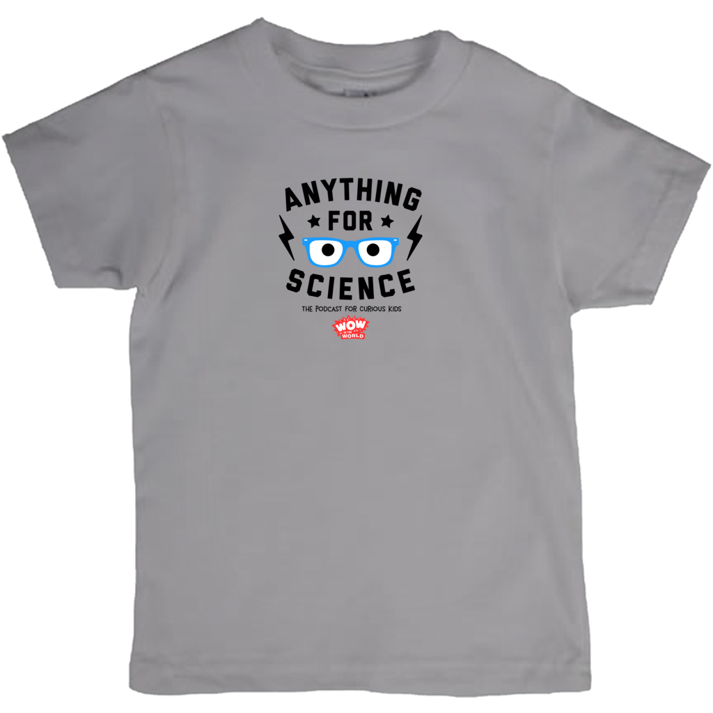 Anything For Science Youth T-Shirt