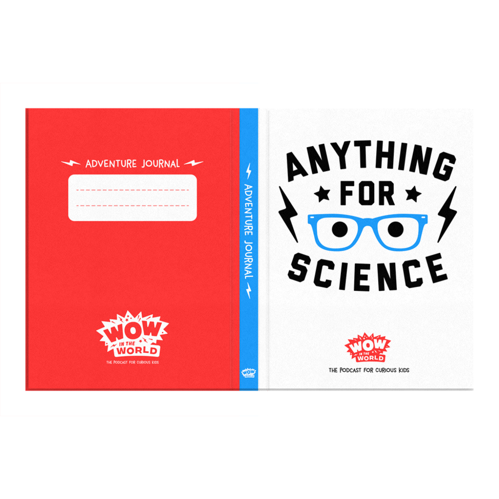 Anything for Science Adventure Journal