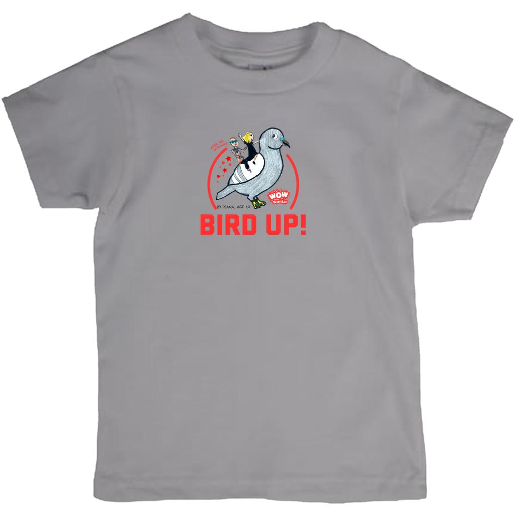 BIRD UP! Youth T-shirt