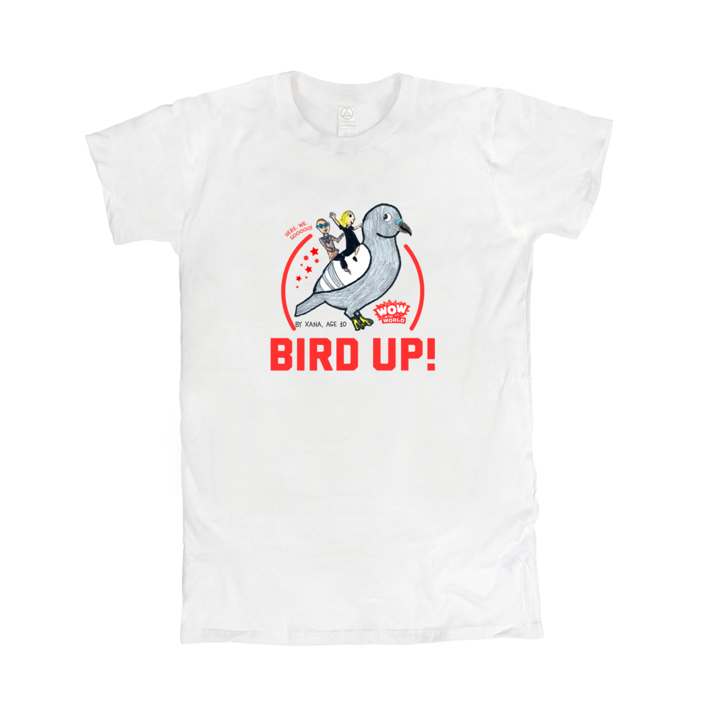 BIRD UP! Women's T-Shirt
